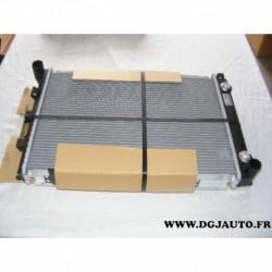 Radiateur de refroidissement moteur mixte eau huile RA0170090 pour mercedes W124 2.0 2.5 D TD