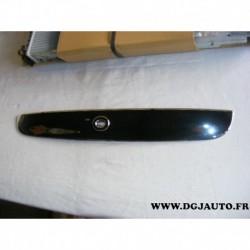 Baguette moulure chrome hayon coffre avec emplacement serrure KE791BH050 pour nissan note E11 partir 2006