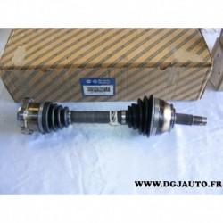Cardan de transmission avant gauche 46307687 pour fiat punto 2 partir 1999 1.9JTD 1.9 JTD 80cv 85cv
