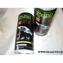 Bidon 1.5L nettoyant FAP filtre particule turbo injection in and out cleaner xenum directement dans le réservoir