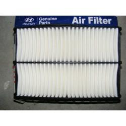 Filtre à air hyundai trajet 2,0 D kia mobis
