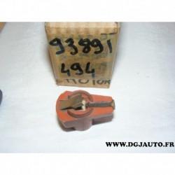 Rotor doigt allumage 93891494 pour opel corsa A 1.0 kadett E 1.2