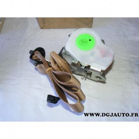 ceinture de s curit avec enrouleur arriere droite cachemire 13199074 pour opel vectra c au. Black Bedroom Furniture Sets. Home Design Ideas