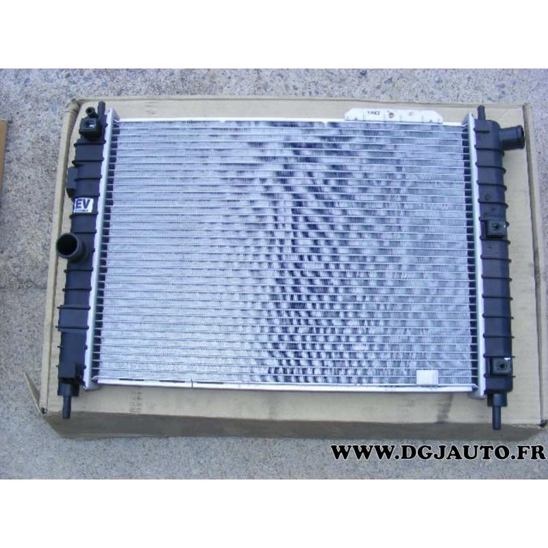 radiateur refroidissement moteur 90442621 pour opel kadett e 1 8 2 0 essence 1 6d 1 7d 1 6 1 7 d. Black Bedroom Furniture Sets. Home Design Ideas