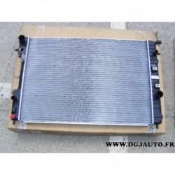 Radiateur refroidissement moteur 93171959 pour opel omega B 2.5DTI 2.5 DTI avec climatisation