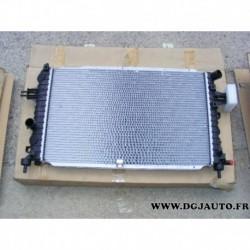 Radiateur refroidissement moteur 13145212 pour opel astra H zafira B 2.0 2.2 essence