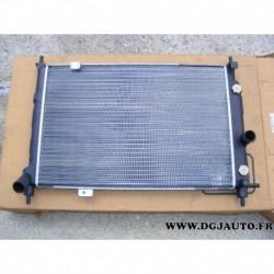 Radiateur refroidissement moteur 90443392 pour opel astra F 1.4 1.6 1.8 2.0 essence