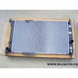 Radiateur refroidissement moteur 52459347 pour opel astra F 1.4 1.6 1.8 2.0 essence