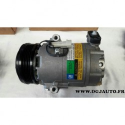 Compresseur de climatisation 13124749 pour opel astra H 1.2 1.4 1.8 essence zafira B 1.6 GPL