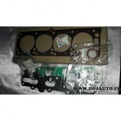 Pochette de joint haut moteur rodage 90509837 pour opel astra F G calibra omega B vectra A B daewoo chevrolet evanda optra nubir
