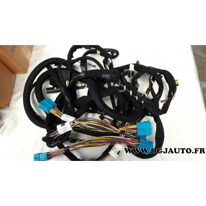 Faisceau Electrique Cable Assembl 233 Arriere Droit 93161023