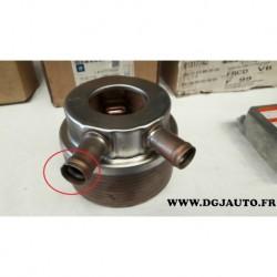 Radiateur refroidisseur huile support filtre à huile (1 tuyau à redresser voir photo) 97118869 pour opel vectra A B astra F 1.7T