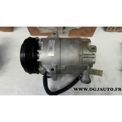 Compresseur de climatisation 93187226 pour opel agila A essence 1.0 1.2