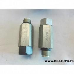 Jeu modulateur de frein soupape regulateur freinage delco remy 3492352 pour opel vectra A 2.0 essence