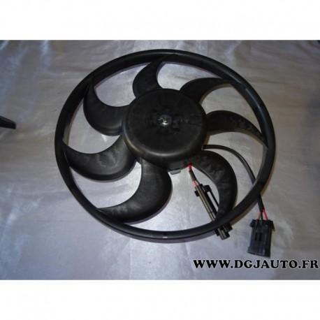 ventilateur radiateur moteur refroidissement 52479135 pour opel vectra b 1 7td 1 7 td 2 0dti 2. Black Bedroom Furniture Sets. Home Design Ideas
