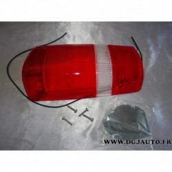 Cabochon de feu arriere droit 91143343 pour opel frontera A version 2 portes