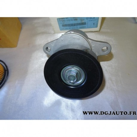 galet tendeur courroie accessoire 17540 77e10 pour suzuki grand vitara 2 0 essence au meilleur. Black Bedroom Furniture Sets. Home Design Ideas