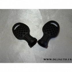 Lot 2 clés verrouillage fixation barre de toit 990E0-65J18-K79 pour suzuki grand vitara
