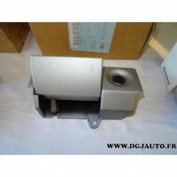 Cendrier chrome mat console centrale tableau bord 13167527 pour opel zafira A
