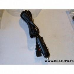 Cable connexion allume cigare glaciere 9121567 pour opel sintra partir 1997