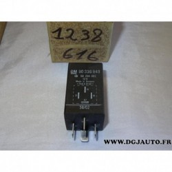 Relais telerupteur demarrage à froid 90336849 pour opel astra F frontera A omega A D TD