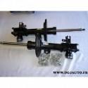 Paire amortisseur avant 93184523 + 93184522 pour opel vectra C signum avec IDS+ chassis sport rabaissé POC XJ2