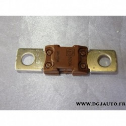 Fusible plat maxi 500A 93161142 pour opel movano A B vivaro A renault master 2 trafic 2 iveco daily