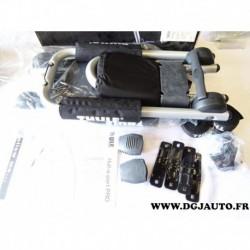 Kit porte kayak sur barre toit thule 837 128100 hull a port pro