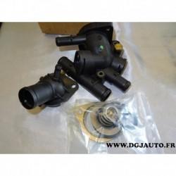 Kit boitier thermostat calorstat eau 9109738 pour opel movano A renault master 2 1.9DTI 1.9 DTI