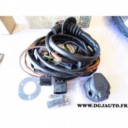 Faisceau electrique attelage attache remorque 13 poles spécifique 93160923 pour opel combo 3 meriva A