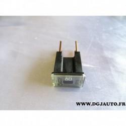 Fusible maxi 80A 9195831 pour opel agila A partir 2000