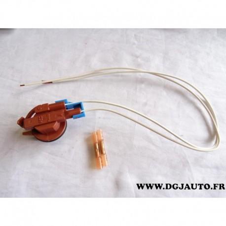kit reparation cosse electrique avec faisceau branchement ampoule feu clignotant 12166325 pour. Black Bedroom Furniture Sets. Home Design Ideas