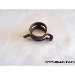 Collier serrage 22mm durite reniflard huile 91169615 pour opel movano A B vivaro A renault master 2 3 trafic 2