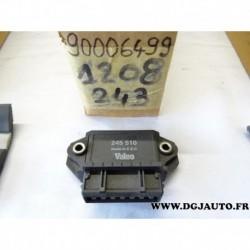 Module allumage cassette 90006499 pour alfa romeo 33 75 90 alfasud alfetta giulietta GTV BMW E12 E21 E23 E28 E30 citroen BX C15