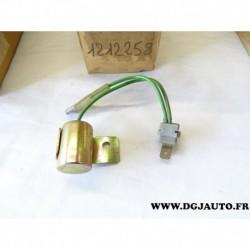 Condenseur allumage allumeur 90113419 pour opel ascona C kadett D 1.3