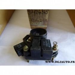 Regulateur alternateur porte charbon 100A 97124345 pour opel vectra B 1.7TD 1.7 TD