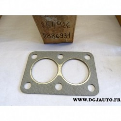 Joint tuyau echappement 2886931 pour opel ascona A manta A kadett B C 1.0 1.1 1.2
