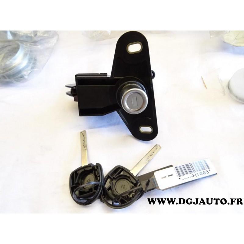 barillet serrure malle de coffre bouton poussoir 90540626 pour opel vectra b berline au. Black Bedroom Furniture Sets. Home Design Ideas