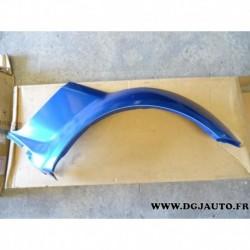 Baguette moulure extension aile arriere gauche bleue 77650-81A00-Z2J pour suzuki jimny