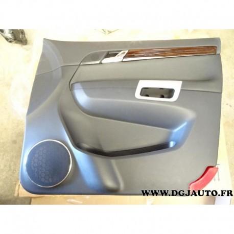 panneau de porte garniture avant droite 96868876 pour opel antara partir 2007 au meilleur prix. Black Bedroom Furniture Sets. Home Design Ideas