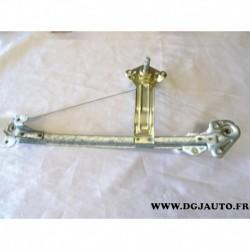 Mecanisme leve vitre manuel arriere gauche 9114705 pour opel corsa C partir 2001