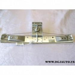 Mecanisme leve vitre manuel arriere gauche 13188503 pour opel corsa D partir 2007