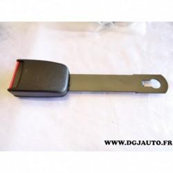 Bloc attache ceinture de sécurité banquette arriere 9160905 pour opel movano A renault master 2