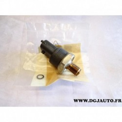 Capteur pression injection carburant gazoil 0281002522 pour opel movano A vivaro A renault trafic 2 master 2 laguna 2 megane vel
