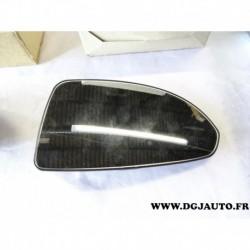 Glace miroir vitre convexe retroviseur avant droit 13265260 pour opel corsa D OPC VXR