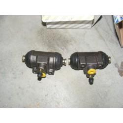 paire cylindre de roue citroen jumper fiat ducato 94 à 2002