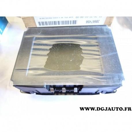 ecran affichage multifonction ordinateur bord 24404028 pour opel vectra b sans gps ni telephone. Black Bedroom Furniture Sets. Home Design Ideas