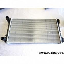 Radiateur refroidissement moteur 46546944 pour fiat punto 2 et FL partir 1999 1.8 16V 1.9D 1.9JTD 1.9 D JTD