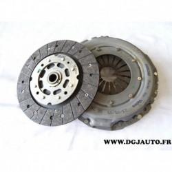 Kit embrayage disque + mecanisme 71790461 pour fiat stilo 1.9JTD 1.9 JTD