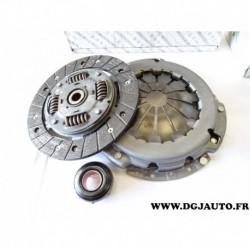 Kit embrayage disque + mecanisme + butée 71793493 pour fiat brava bravo idea palio punto 2 siena lancia Y ypsilon 1.2 16V